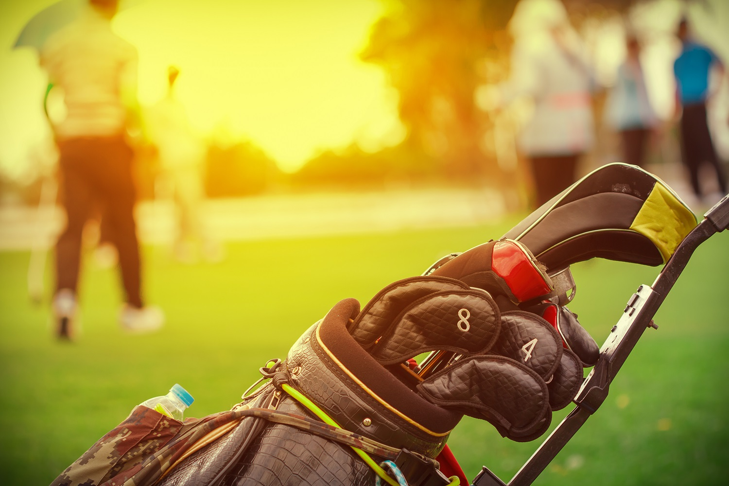 SHUTTERSTOCK – golf clubs 1500