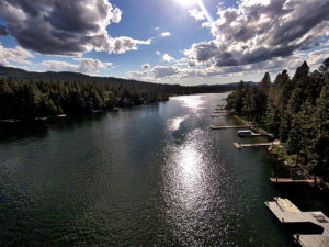Coeur dAlene Area Waterfront Real Estate - Tomlinson