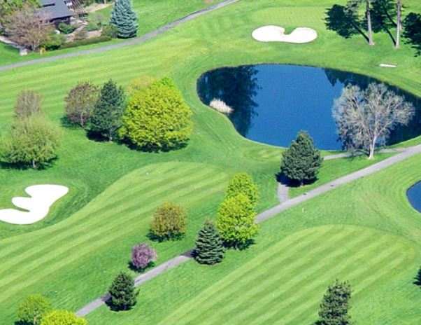 Avondale golf course area homes for sale for Avondale lake house